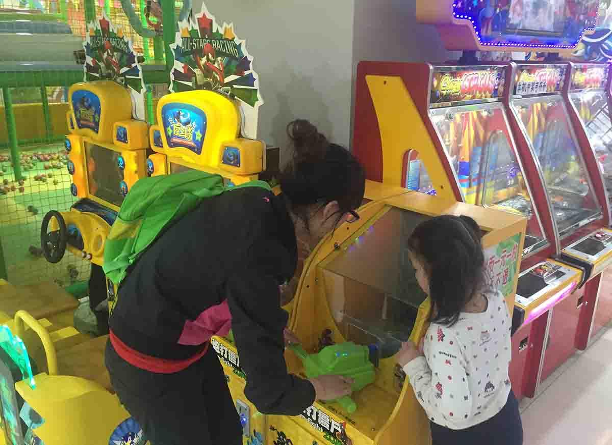 arcade game machine supplier