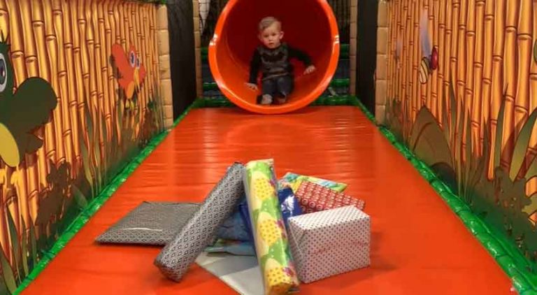 prevent indoor playground accidents and keep children safe